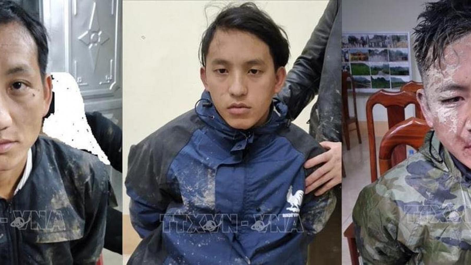 Phá chuyên án ma túy lớn, thu giữ 40 bánh heroin tại Cao Bằng