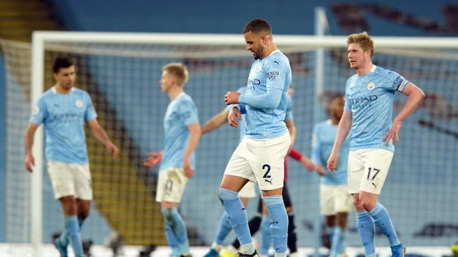 Man City và Chelsea rút lui khỏi Super League