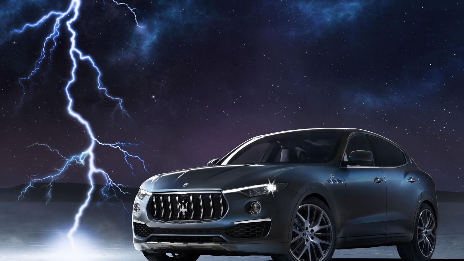 Maserati Levante Hybrid hơn 300 mã lực chính thức ra mắt