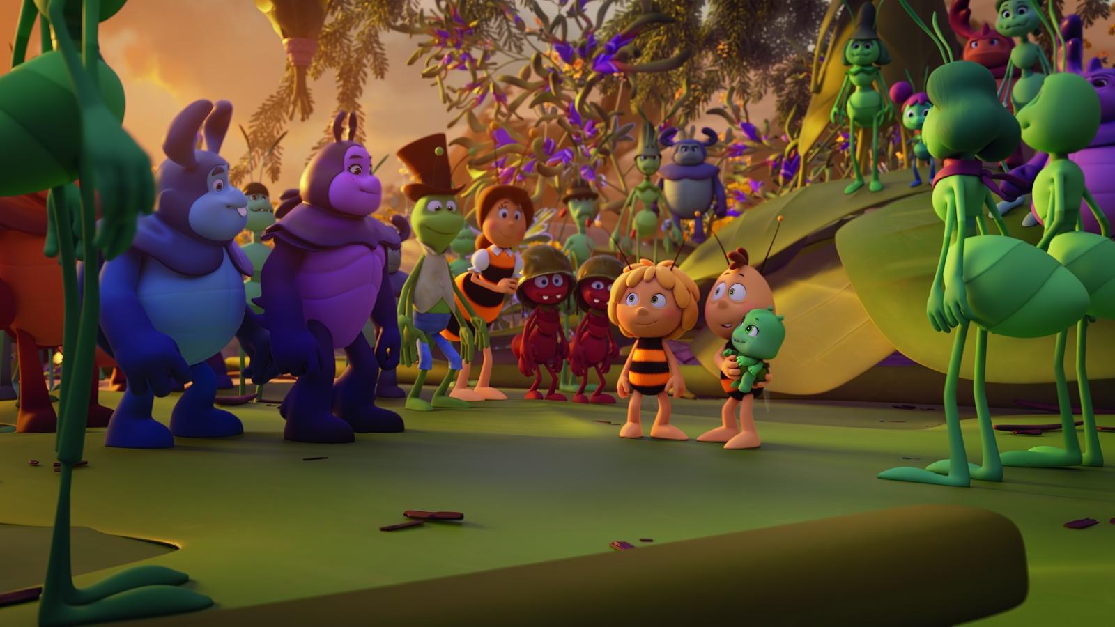 """""""Ong nhí phiêu lưu ký"""" - bộ phim hoạt hình đáng yêu và thú vị cho cả gia đình"""