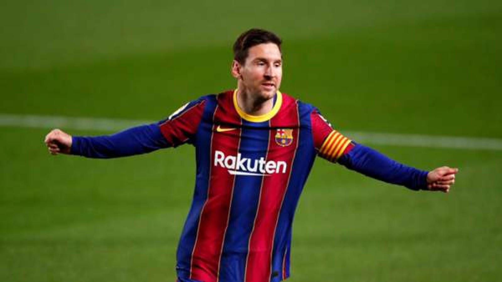 PSG soạn sẵn hợp đồng hậu hĩnh chờ Messi ký