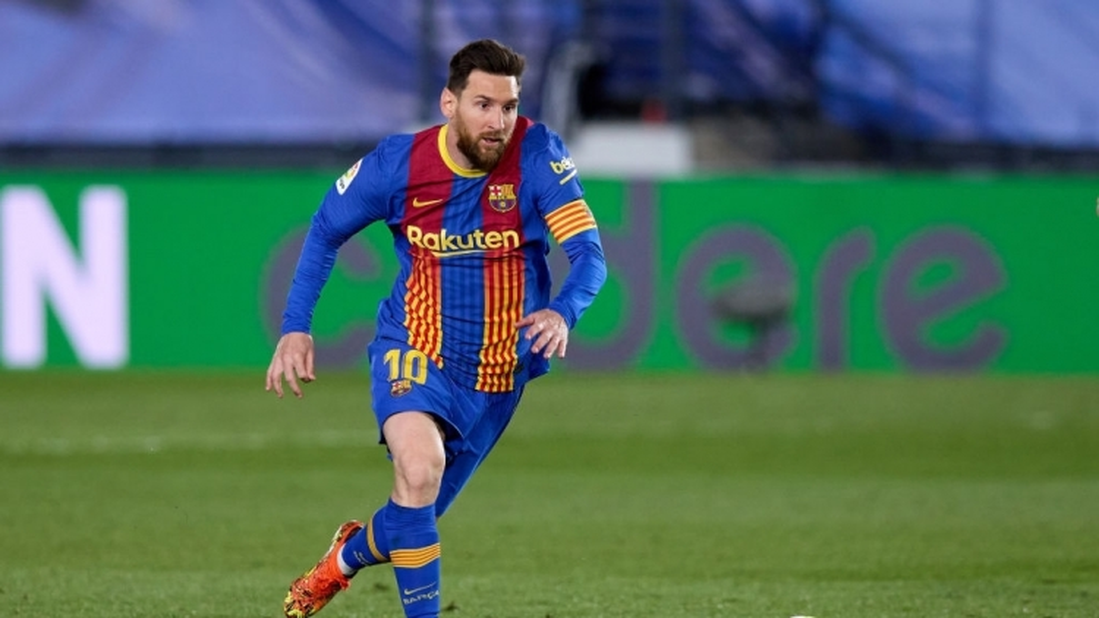 Hơn 1000 ngày Messi không ghi bàn ở El Clasico