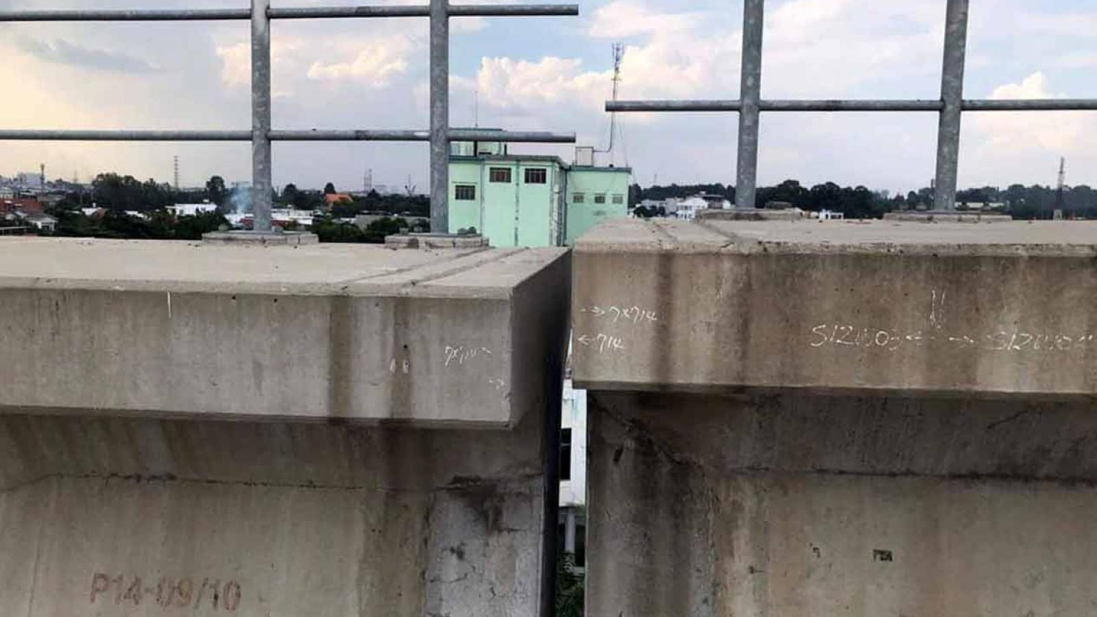 Vụ gối dầm cao su metro 1: Đề nghị bổ sung gói thầu lựa chọn nhà tư vấn độc lập