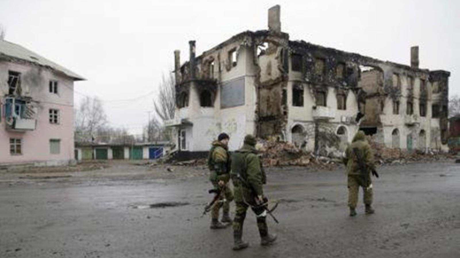 Nga và Mỹ đang tiến hành đối thoại cấp cao về tình hình Ukraine
