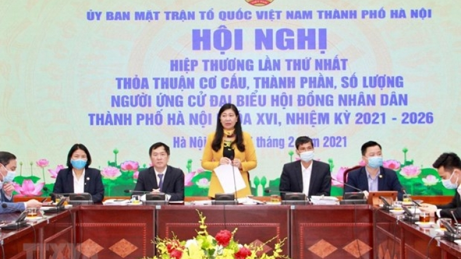 Hà Nội: 6 người có đơn xin rút hồ sơ ứng cử đại biểu Quốc hội khóa XV