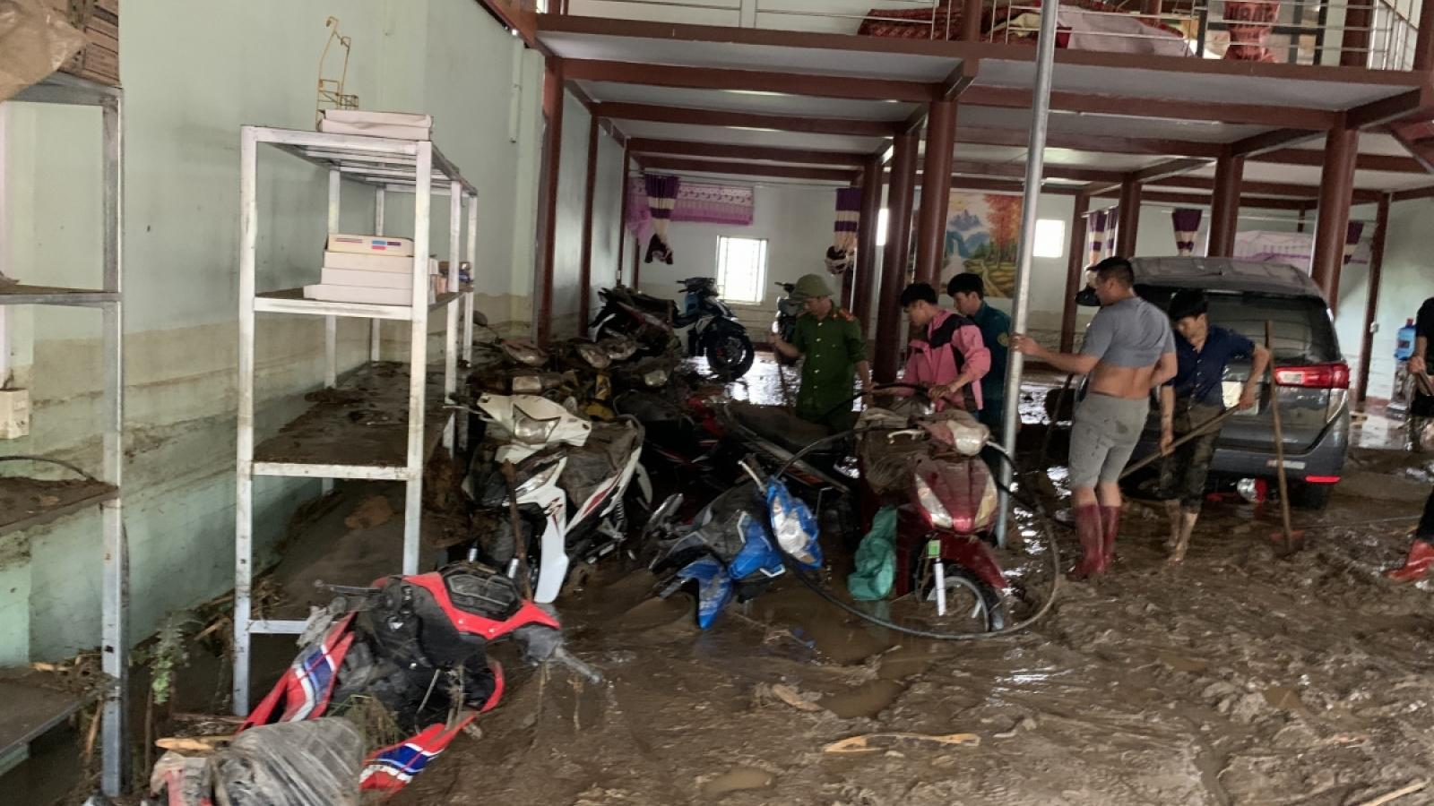 Triển khai chỉ đạo của Thủ tướng Chính phủ về khắc phục hậu quả và ứng phó với mưa lũ