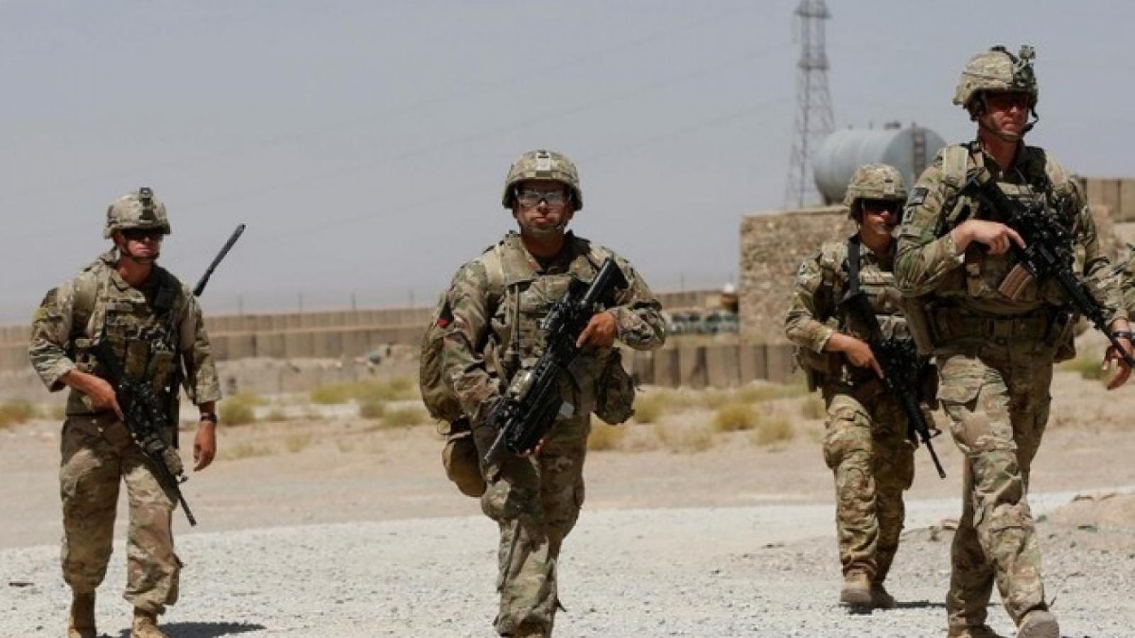 Mỹ bắt đầu các bước chấm dứt sứ mệnh quân sự ở Afghanistan