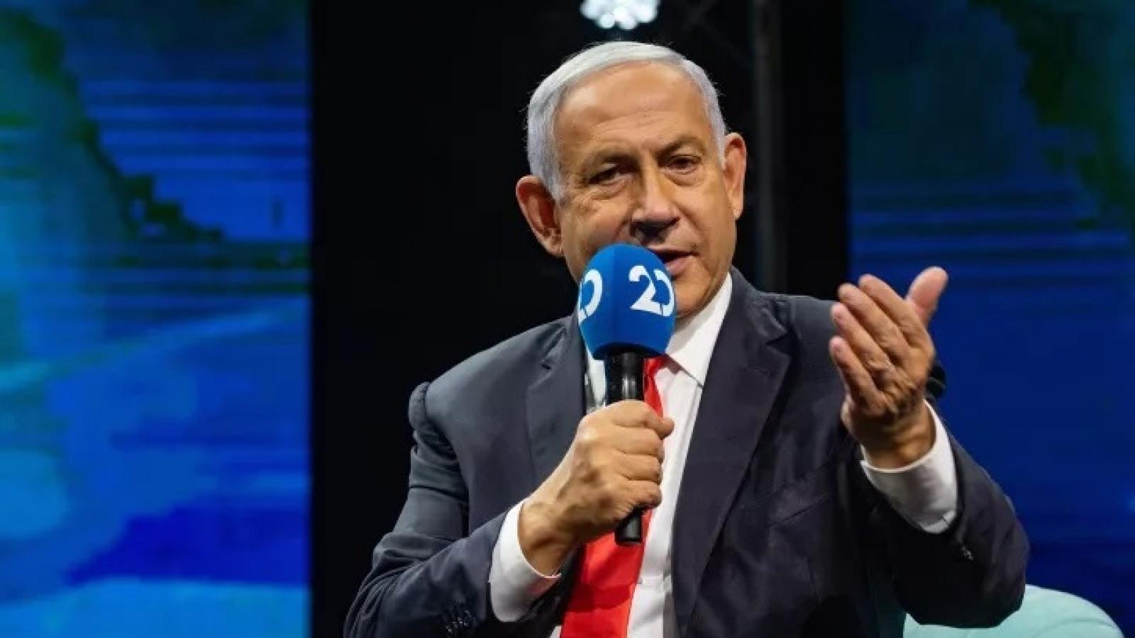Thủ tướng tạm quyền Israel Netanyahu tìm kiếm liên minh