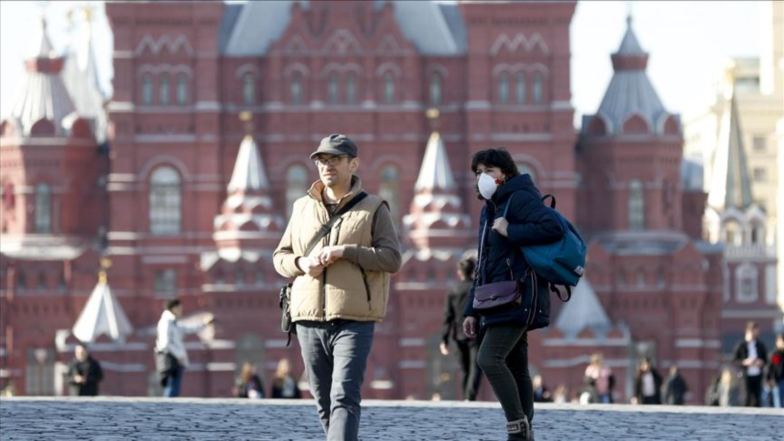 Đại dịch Covid-19: Ông Putin tin tưởng Nga đạt miễn dịch cộng đồng vào mùa Thu này