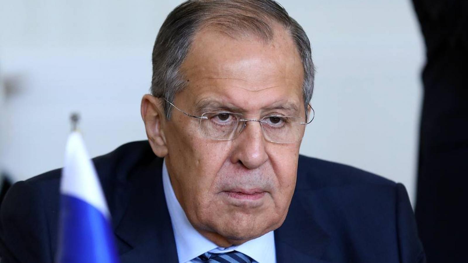 Nga đáp trả tương xứng các trừng phạt của Mỹ