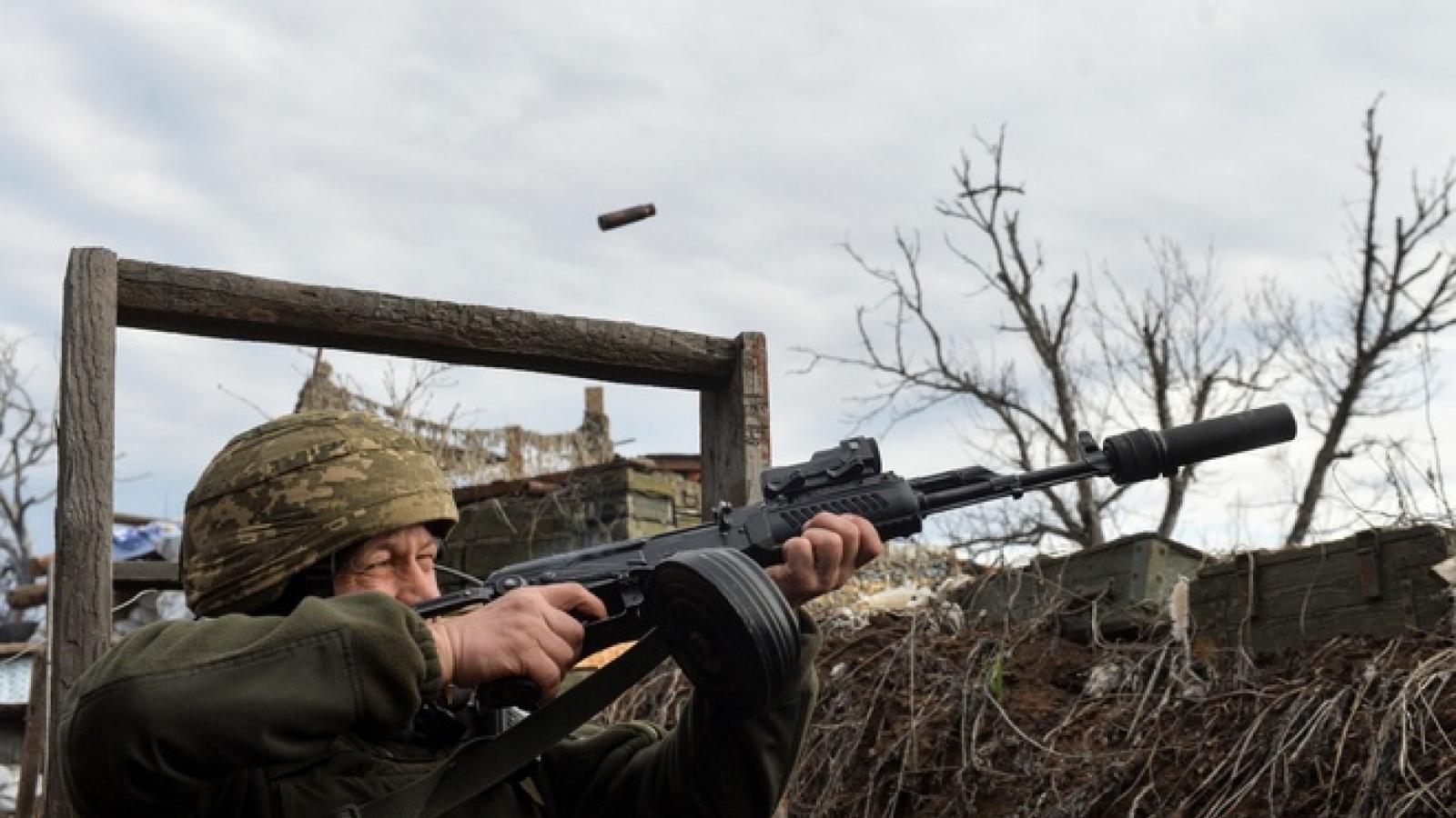 """Ukraine: Nga cần chấm dứt """"sự ngụy biện quân sự và thông tin sai lệch"""""""