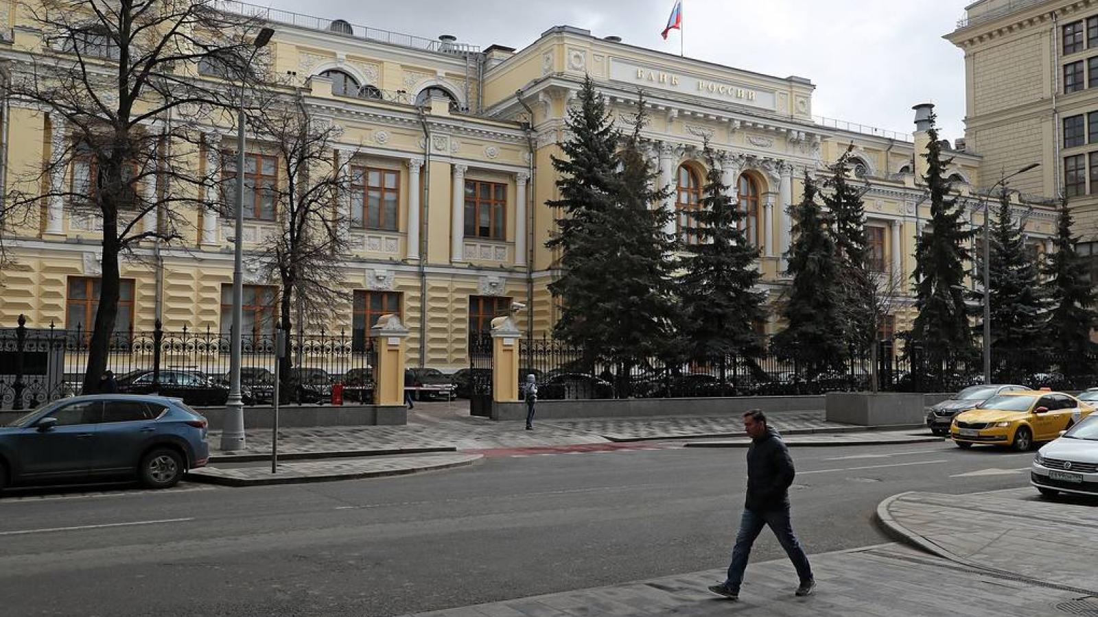 Nga tự tin không gặp rủi ro nếu bị ngắt khỏi các hệ thống thanh toán phương Tây