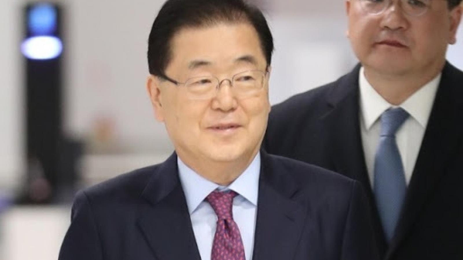 Vì Triều Tiên, Hàn Quốc và Trung Quốc gác lại bất đồng