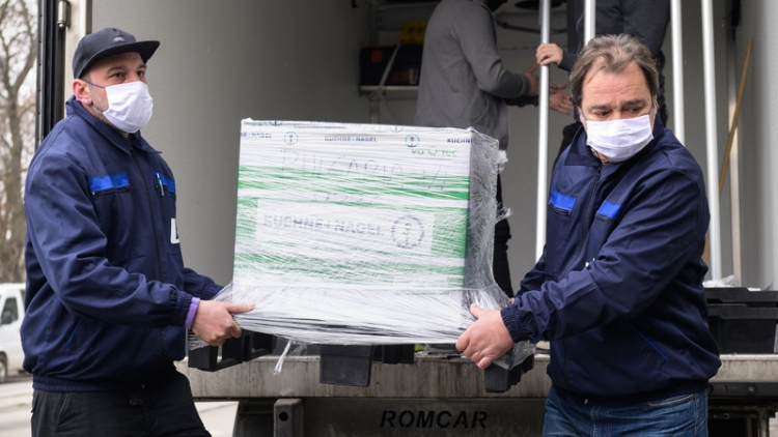 EU cạnh tranh ngoại giao vaccine với Nga và Trung Quốc ở khu vực Balkan