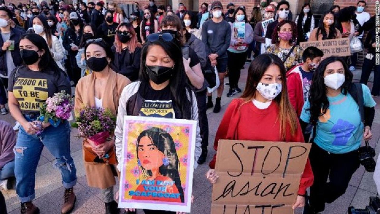 Bạo lực nhằm vào người Mỹ gốc Á và hiểm họa từ những quan niệm sai lầm
