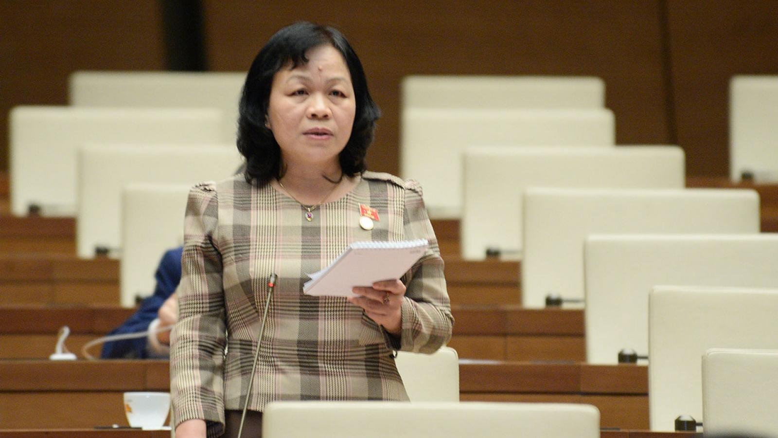 Đại biểu Quốc hội trẻ phải dám phản biện những vấn đề vướng mắc