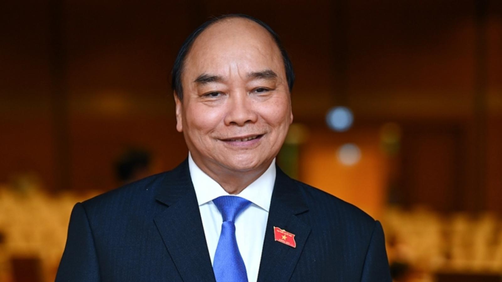 Chủ tịch nước tham dự và phát biểu tại Hội nghị Thượng đỉnh về Khí hậu