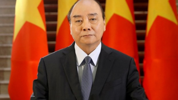 State President Phuc to deliver a speech at global climate change summit