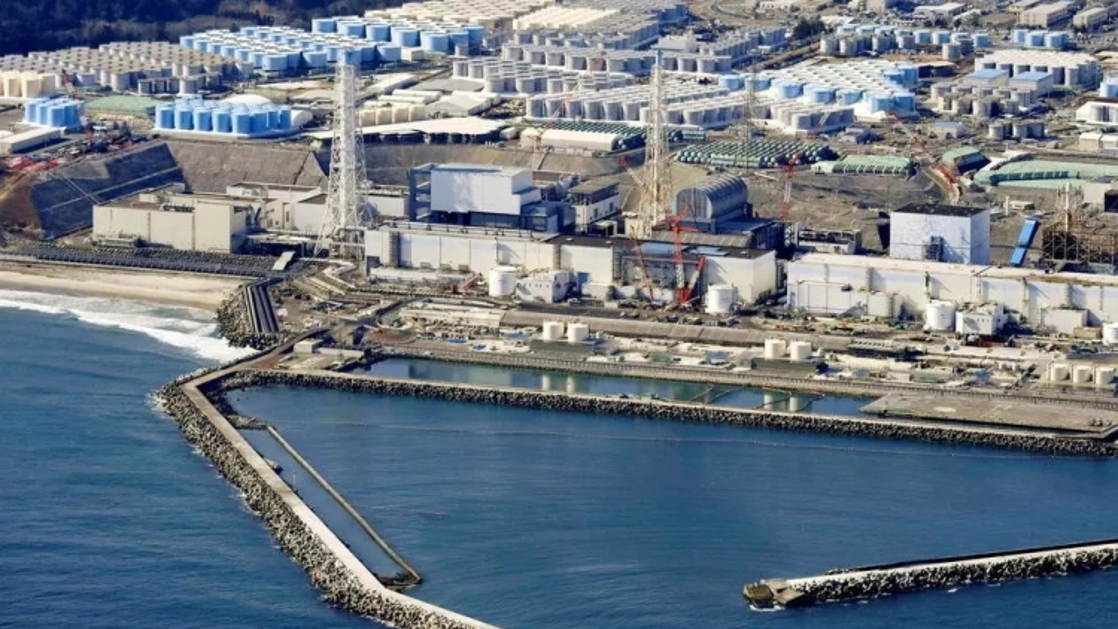 Nhật Bản quyết định xả nước nhiễm xạ ra biển trong 2 năm tới