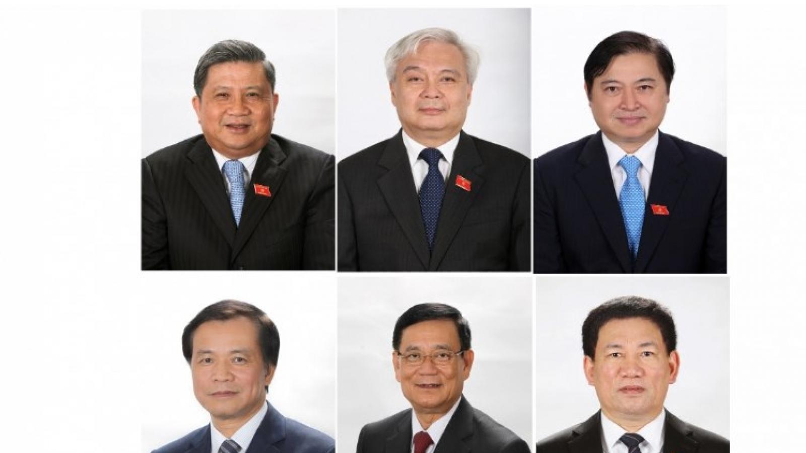 NA relieves standing committee members, Secretary General, State Auditor General
