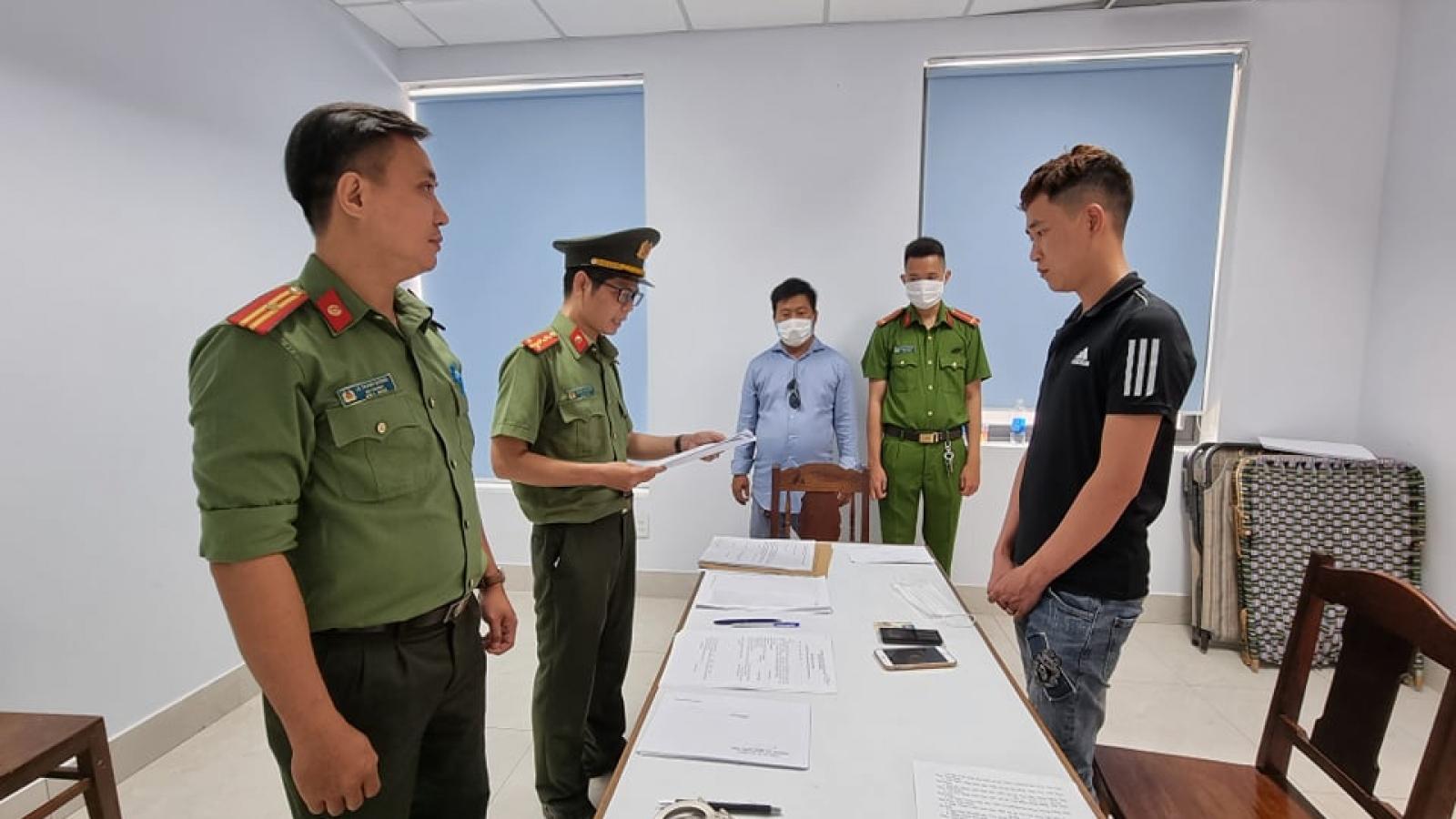 Bắt giam 14 đối tượng tiếp tay cho người Trung Quốc nhập cảnh trái phép