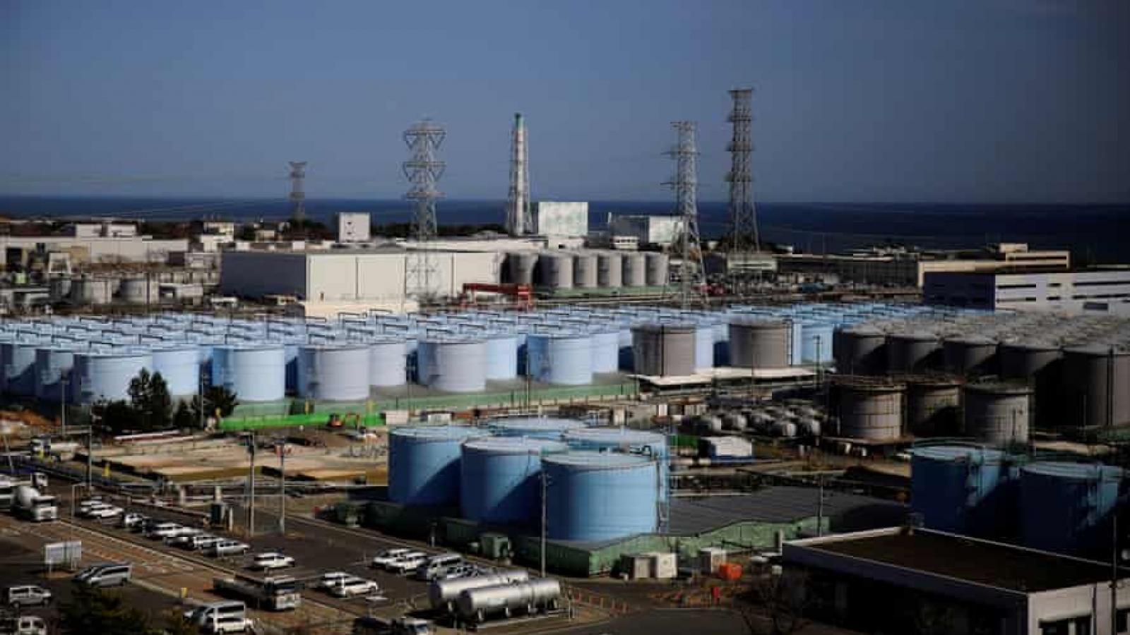 Việt Nam nói gì về việc Nhật Bản xả nước thải ở Fukushima ra biển?