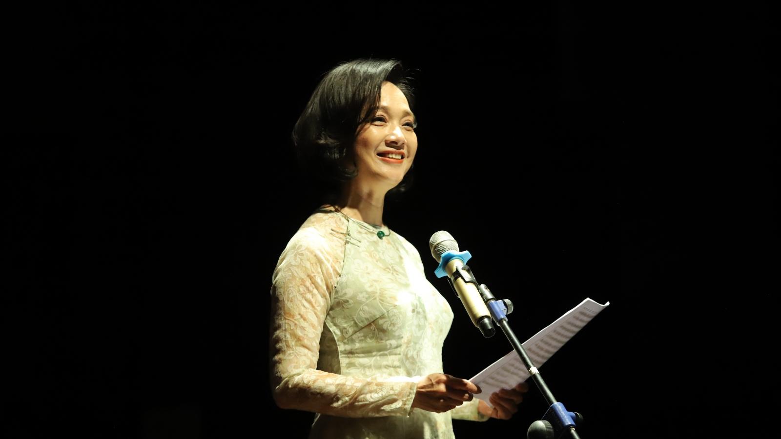 NSND Lê Khanh, Mỹ Linh xúc động tri ân Lưu Quang Vũ - Xuân Quỳnh