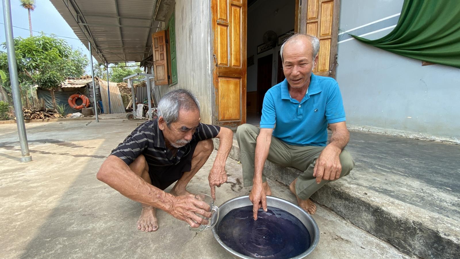 Hàng nghìn dân huyện Lắk khát... ngay bên hồ nước