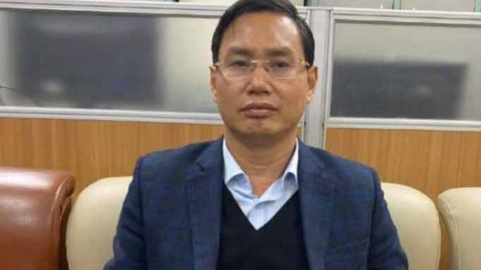 Khai trừ đảng nguyên Chánh văn phòng Thành ủy Hà Nội liên quan vụ Nhật Cường