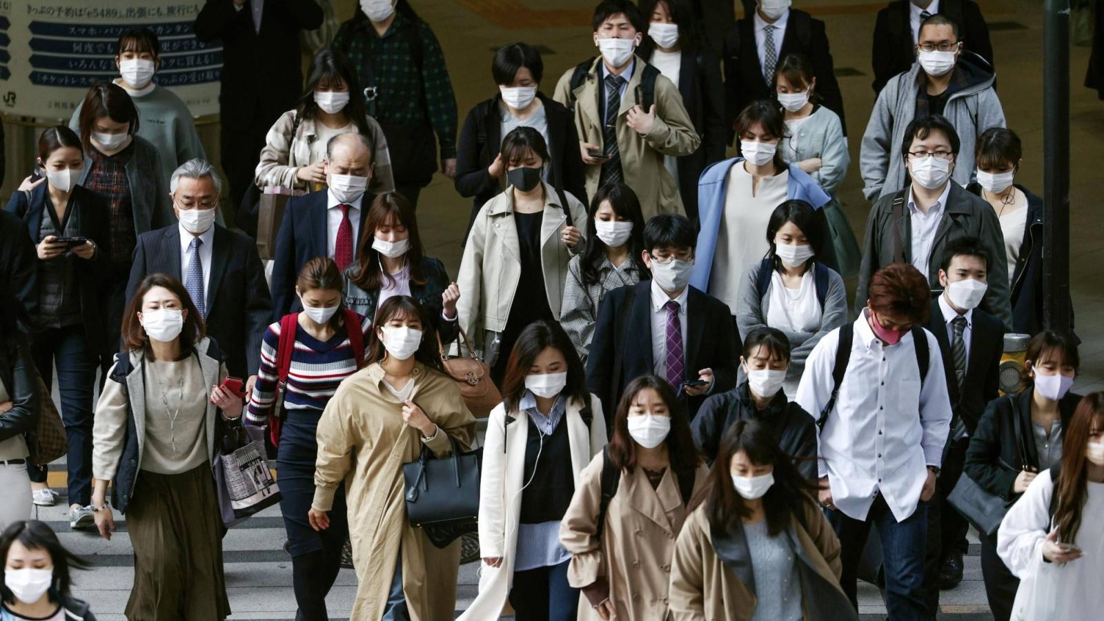 Nhật Bản xem xét ban bố tình trạng khẩn cấp trở lại