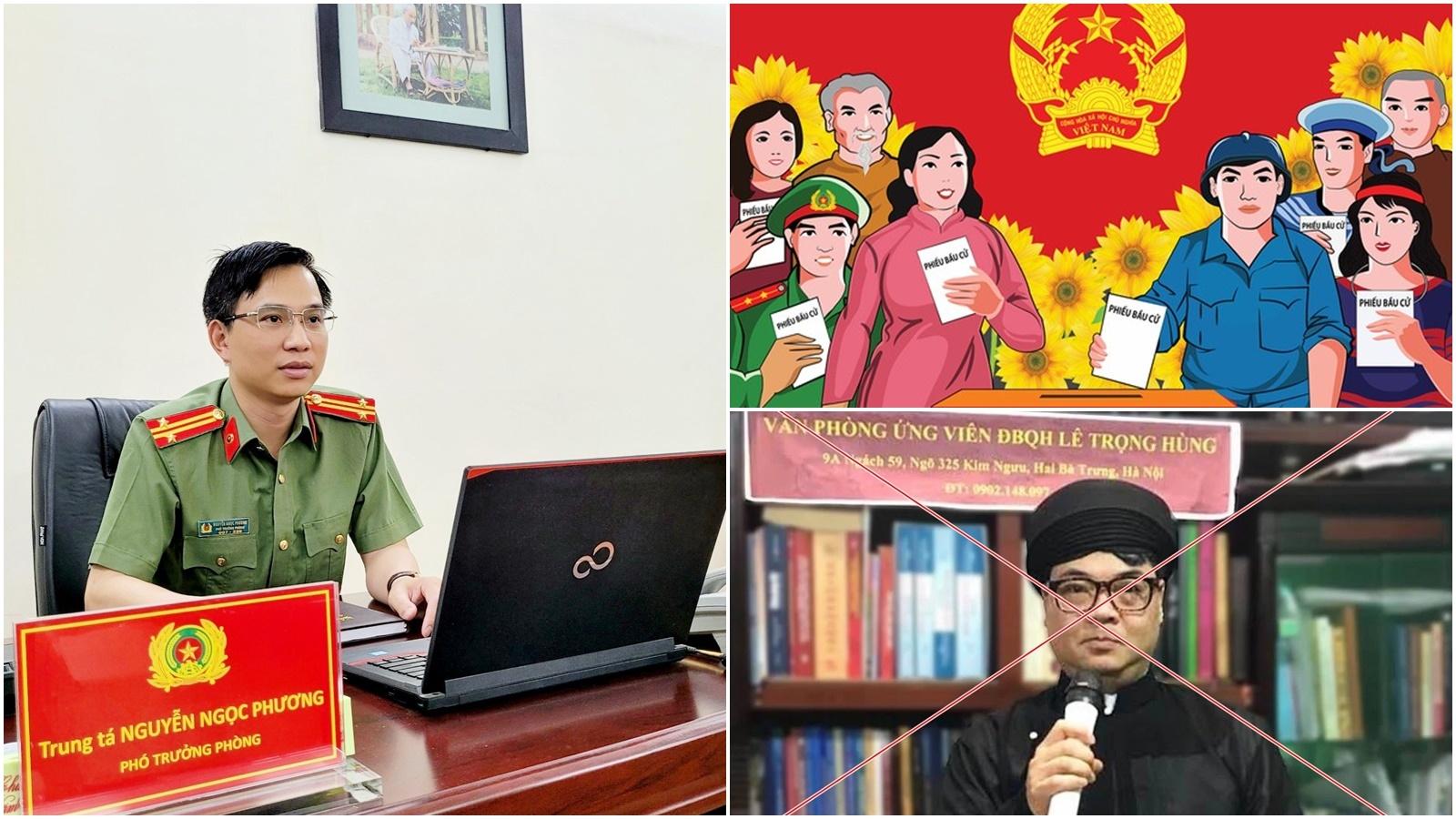 Vì sao Việt Tân duy trì 1.000 tài khoản trên mạng xã hội để chống phá bầu cử ?