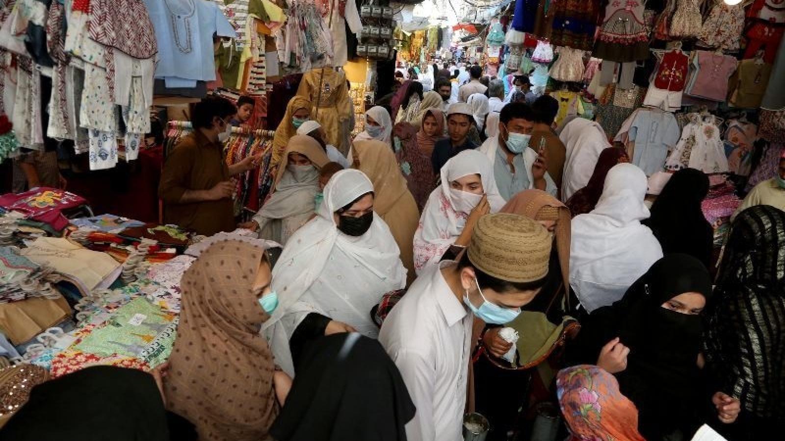 Pakistan ghi nhận số ca tử vong vì Covid-19 trong ngày cao kỷ lục
