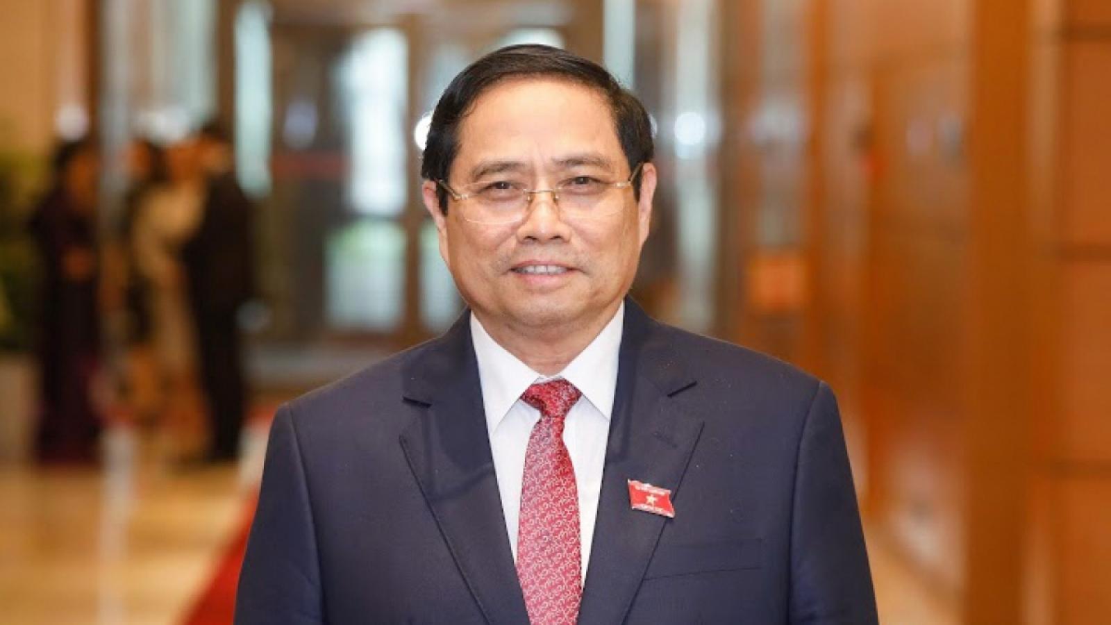 Thủ tướng Phạm Minh Chính được bầu làm Phó Chủ tịch Hội đồng quốc phòng và an ninh