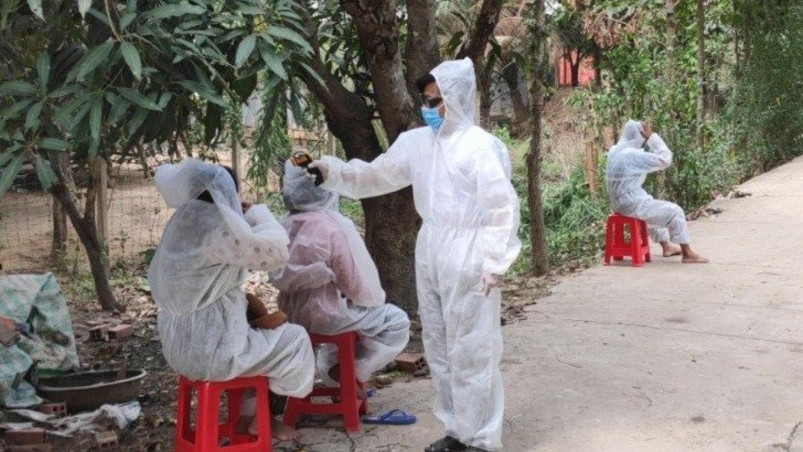 Phát hiện 3 người từ Campuchia nhập cảnh trái phép vào Việt Nam