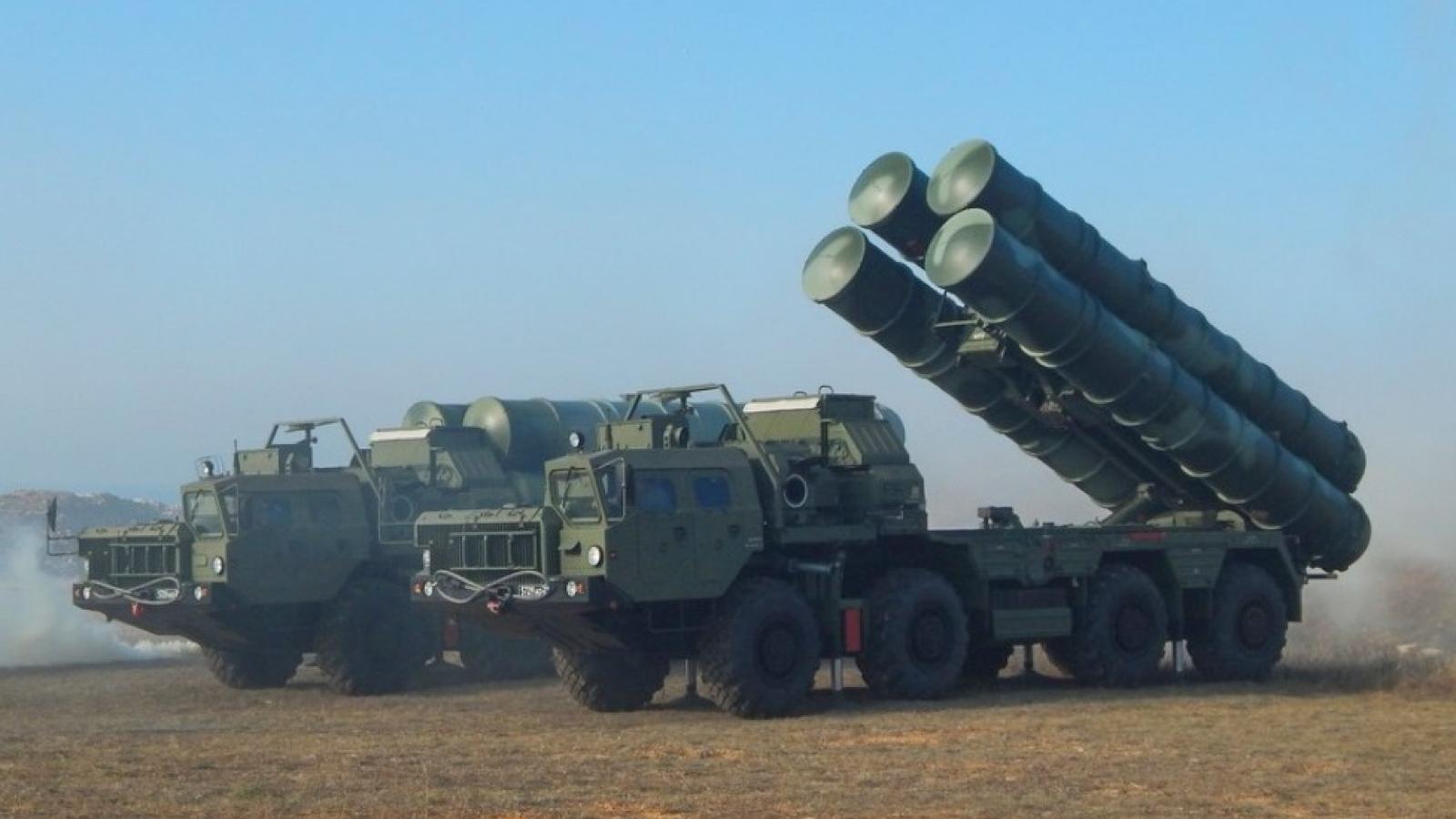 Nga và Tajikistan thiết lập hệ thống phòng không chung