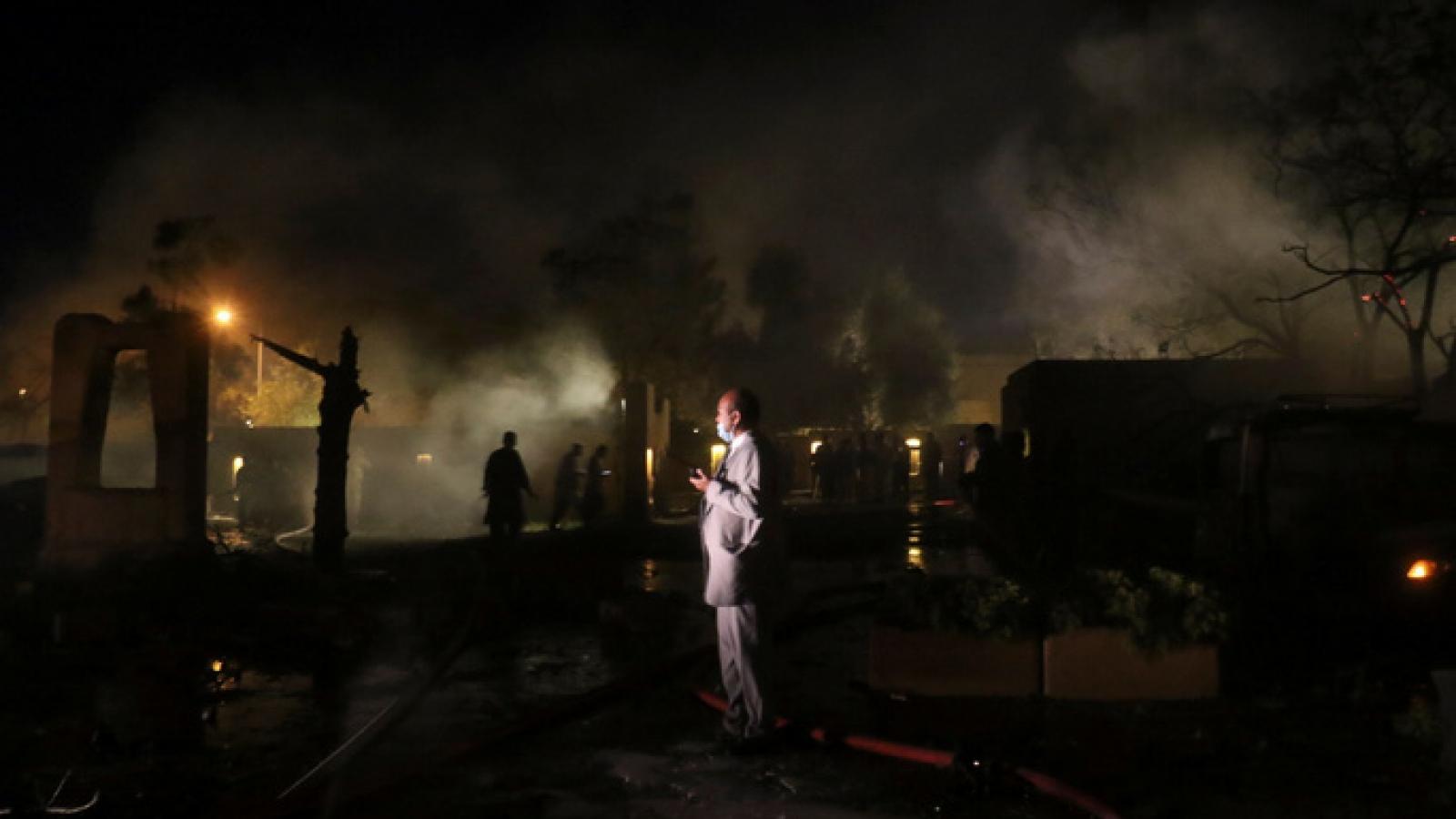 Pakistan: Đánh bom tại khách sạn tiếp đón Đại sứ Trung Quốc, 16 người thương vong