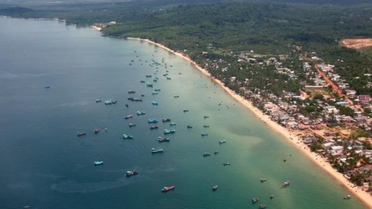 Phu Quoc among world's 15 best islands to retire on
