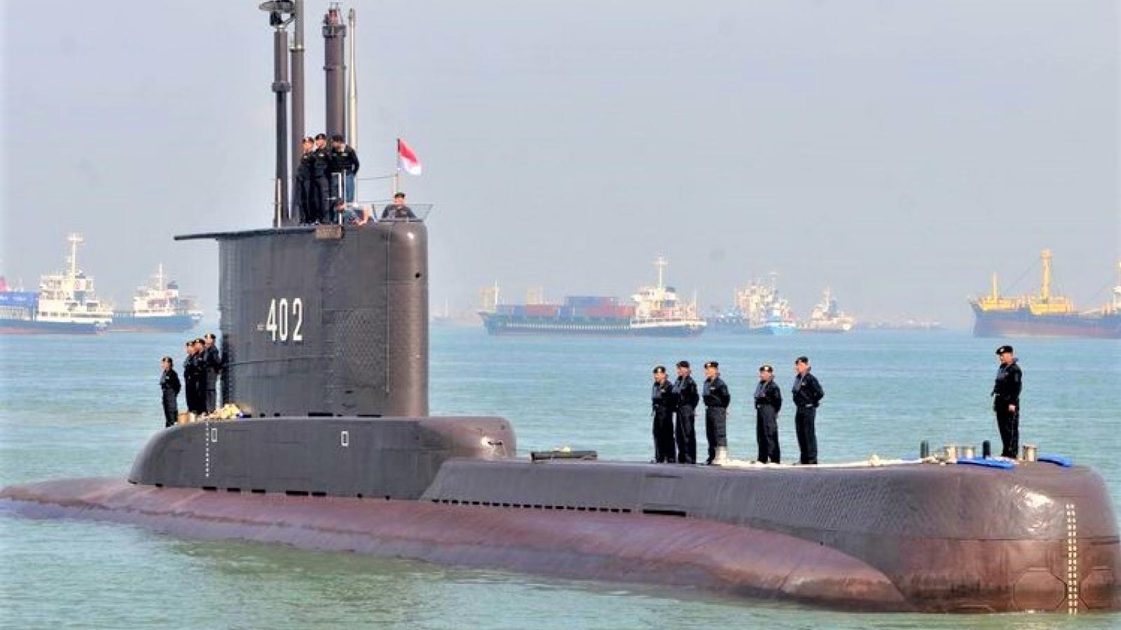 Rủi ro và tai nạn đau thương không ngừng rình rập tàu ngầm