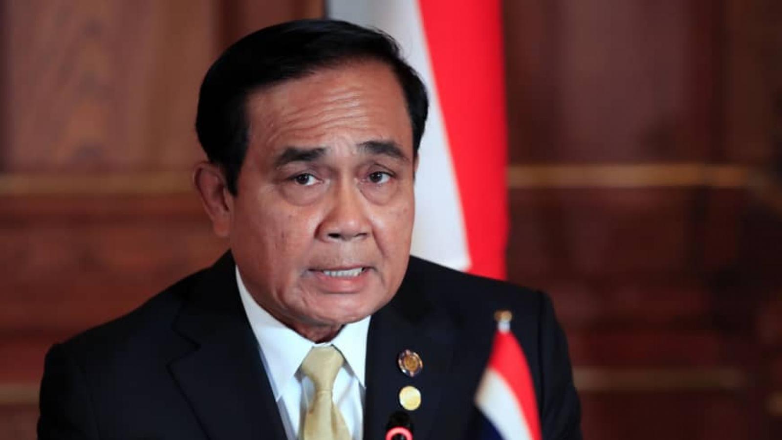 Thủ tướng Thái Lan sẽ không tham dự Hội nghị cấp cao ASEAN