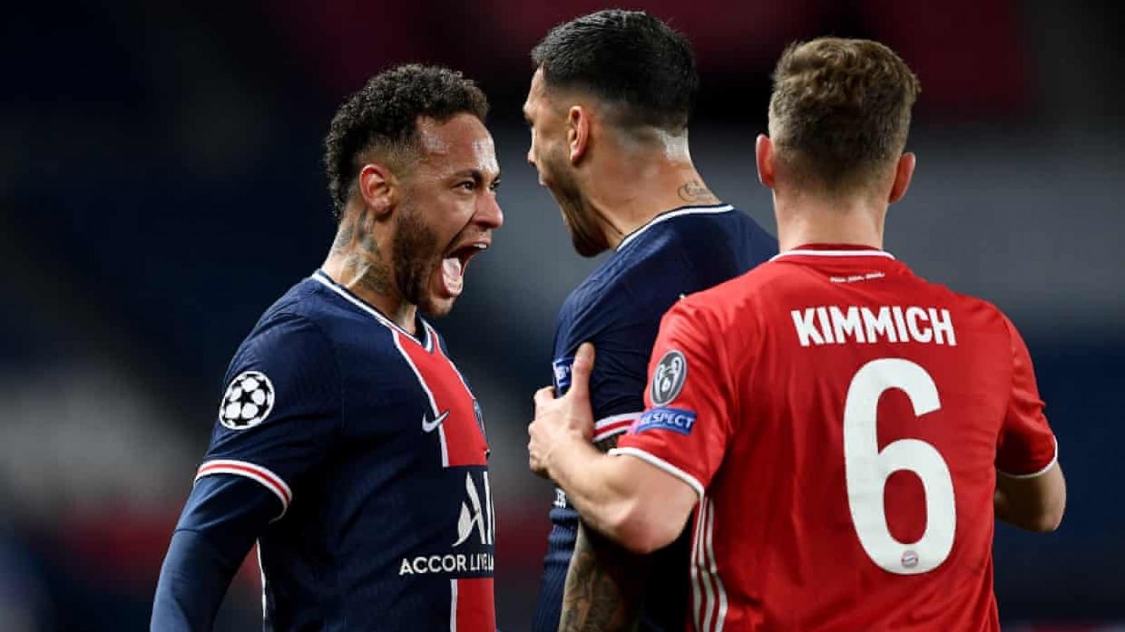 Bayern Munich trở thành cựu vương, PSG vào bán kết Champions League