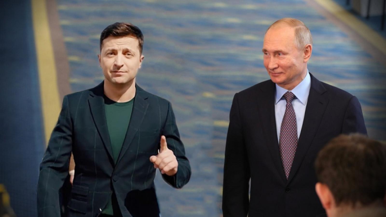 Tổng thống Ukraine đề nghị đàm phán hòa bình - Cơ hội hạ nhiệt căng thẳng?
