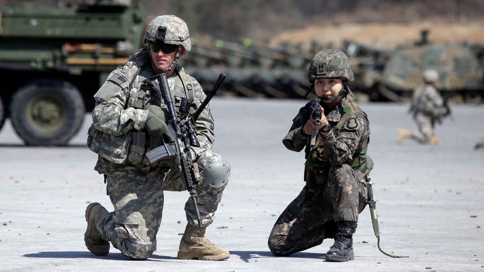 Hàn Quốc-Mỹ chính thức ký kết thỏa thuận chia sẻ chi phí quốc phòng