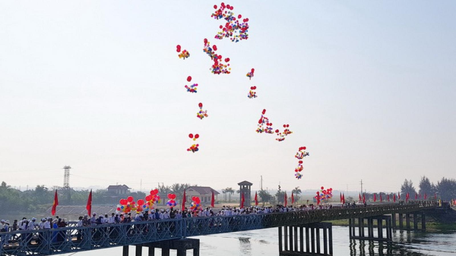 Xây dựng Quảng Trị thành biểu tượng hòa bình