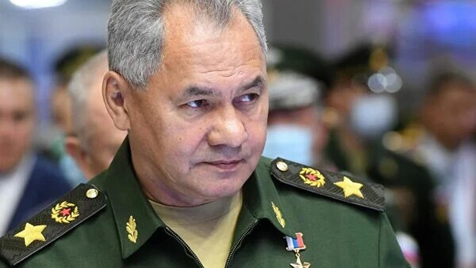 Lực lượng vũ trang Nga bắt đầu kiểm tra khả năng sẵn sàng chiến đấu