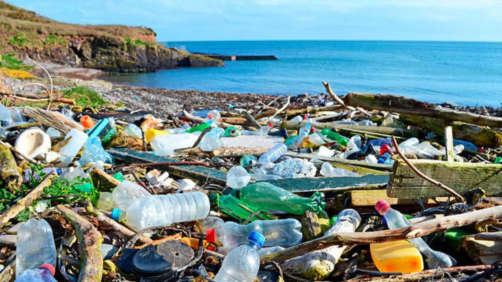 Việt Nam đặt mục tiêu đến năm 2030 giảm 75% rác thải nhựa đại dương