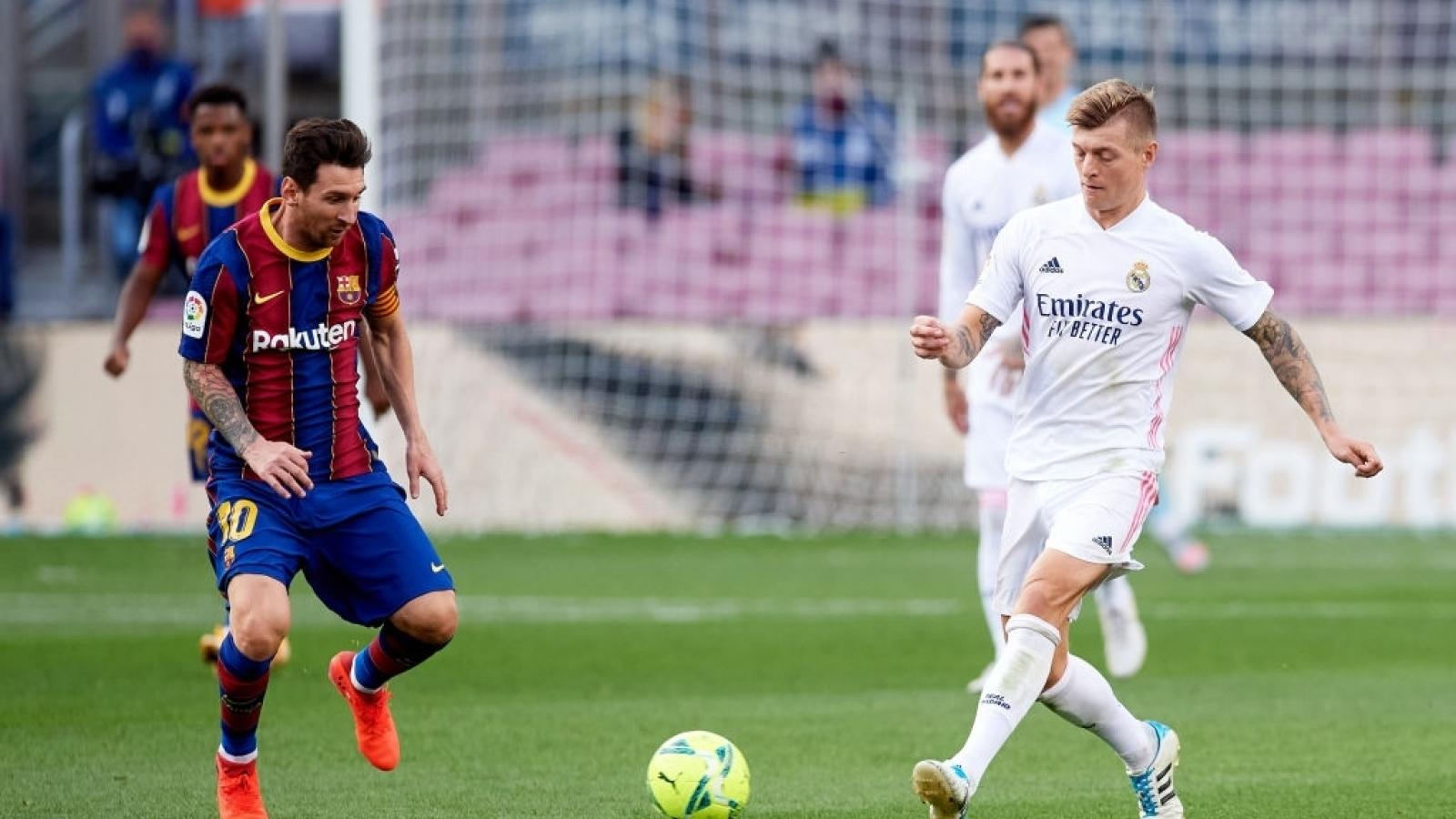 """Real Madrid - Barca: """"Sai một ly sẽ đi một dặm"""""""