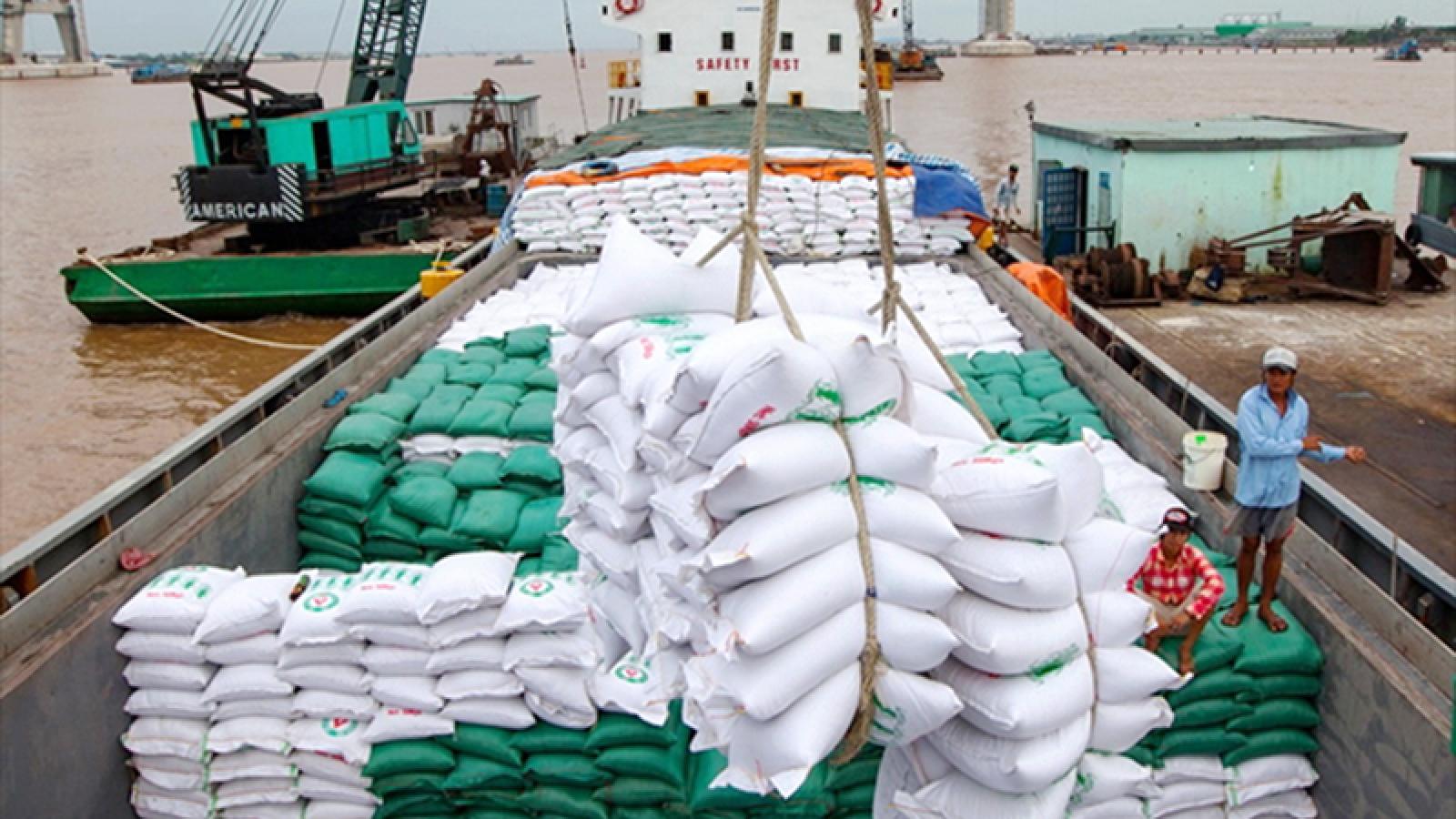 Vietnamese rice exports to Thailand enjoy surge