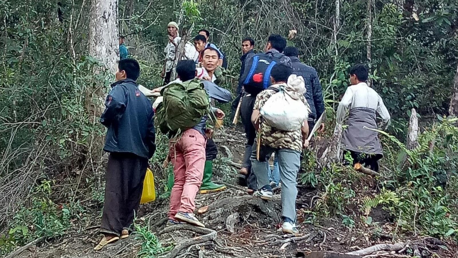 Nguy cơ cháy rừng cao ở các huyện miền Tây Yên Bái