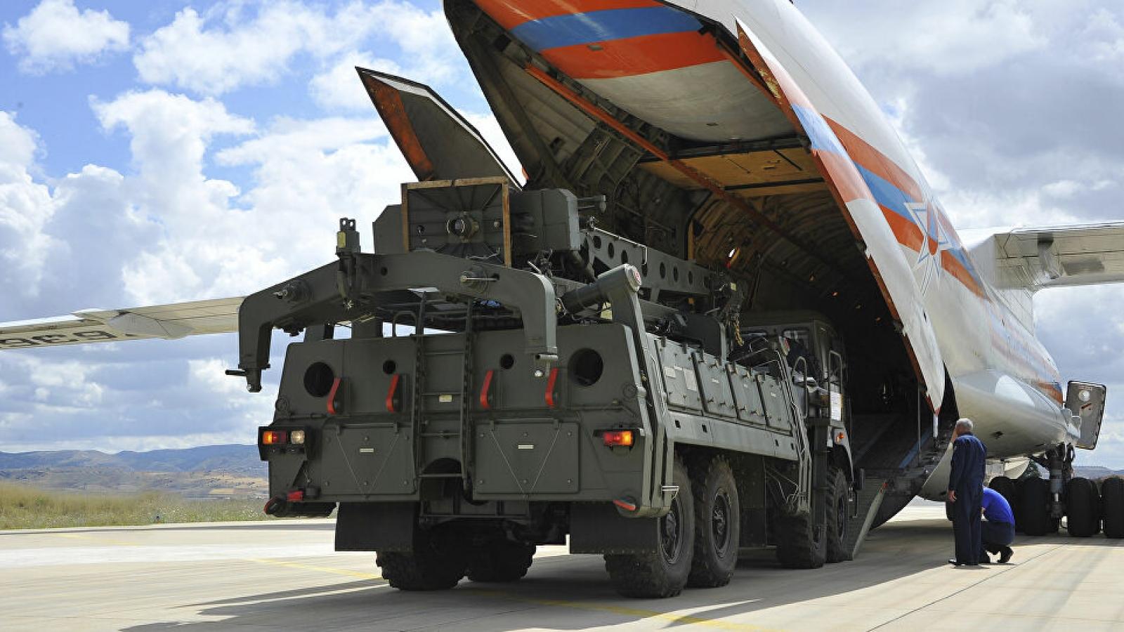 Lầu Năm Góc lại thúc giục Thổ Nhĩ Kỳ từ bỏ hệ thống S-400 của Nga
