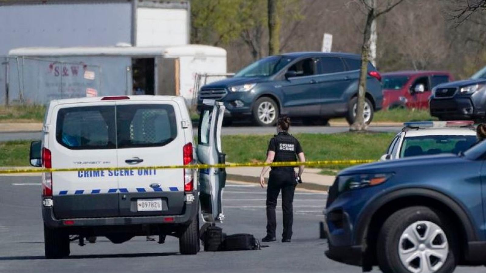 Nổ súng gần căn cứ quân sự Mỹ, nghi phạm bị bắn chết